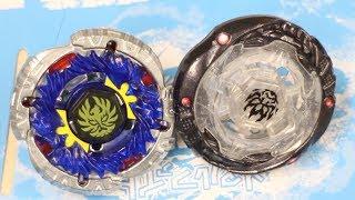 getlinkyoutube.com-BATTLE: Phantom Orion B:D Skeleton Ver. VS Jade Jupiter S130RB - Beyblade Metal Fight 4D