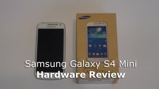 getlinkyoutube.com-Samsung Galaxy S4 Mini (GT-I9195) Hardware Review
