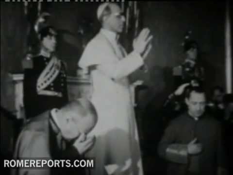 Benedict XVI names Pope Pius XII venerable