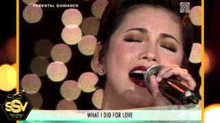 getlinkyoutube.com-[HD] What I Did for Love - Regine Velasquez on Sharon