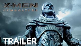 getlinkyoutube.com-X-Men: Apocalypse | Official HD Trailer #1 | 2016