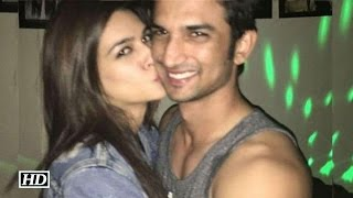 Kriti Sanon opens up about her relationship with Sushant