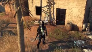 getlinkyoutube.com-Metal Gear Solid 5 Finding female soldiers