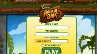 getlinkyoutube.com-Animal Jam - TIME TRAVELING TO THE BETA DAY'S WEBSITE!! LINK IN THE DESCRIPTION!