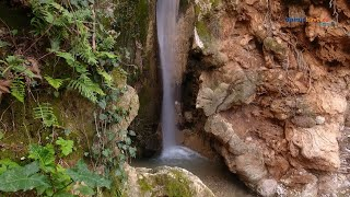 Waterfalls of Parga municipality flight