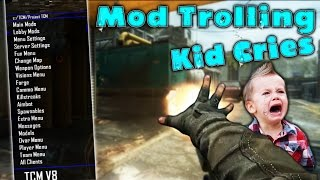 "getlinkyoutube.com-Black ops 2 Mod Trolling ""Kid Cries!"""