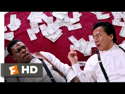 Rush Hour (5/5) Movie CLIP - Curtain Call (1998) HD
