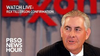 getlinkyoutube.com-WATCH LIVE: Rex Tillerson confirmation hearing