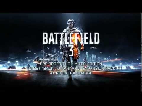 Battlefield 3: Caspian Border Gameplay -bgbDYRScV8g