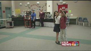 Red Hot Ballroom Teaches Children to Dance
