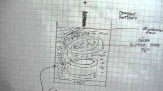 getlinkyoutube.com-Earth Lights 9/Cement Crystal Battery /John Bedini
