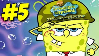 getlinkyoutube.com-Spongebob Squarepants Battle for Bikini Bottom - Walkthrough Part #5