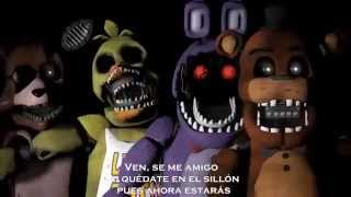 getlinkyoutube.com-[SFM FNAF] Tribute Music Video [Version Español]