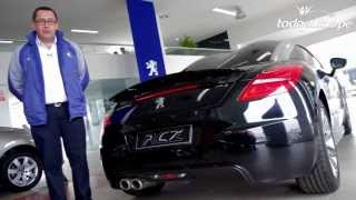 getlinkyoutube.com-Peugeot RCZ en Perú I Video en Full HD I Presentado por Todoautos.pe