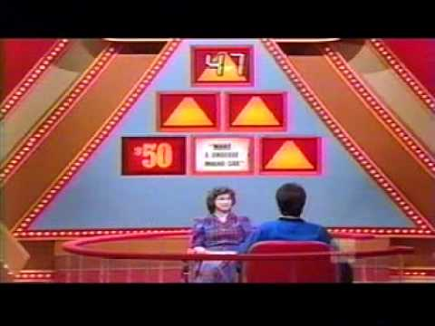 The $25,000 Pyramid (January 26, 1987) Jo Anne Worley & Mitchell Laurance - Part 2