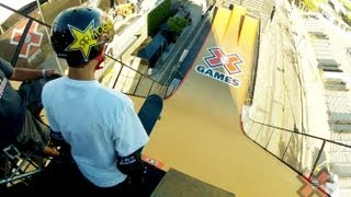 getlinkyoutube.com-GoPro: Mitchie Brusco's Road to X Games XVIII Episode 3