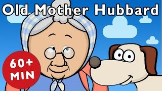 getlinkyoutube.com-Old Mother Hubbard and More | Nursery Rhymes from Mother Goose Club!