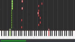 getlinkyoutube.com-How to play Avicii - Fade into darkness on piano tutorial Synthesia