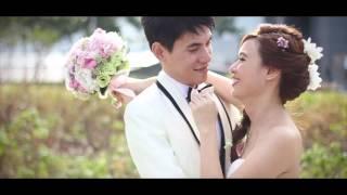 DJI for Wedding Video (DJI Phantom 3 Pro, DJI OSMO)