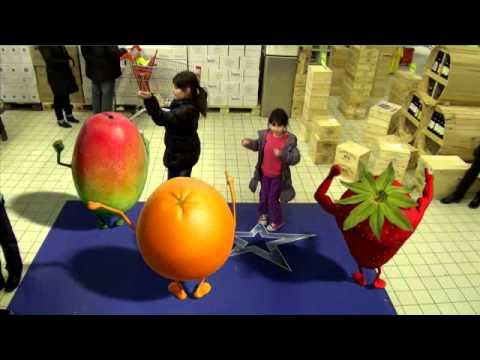 Oasis Fruit Show - Assia Aachab - Auchan - Le Havre - 24