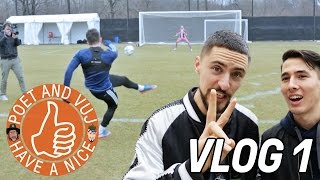 New York Ultras & NYCFC Behind The Scenes!   USA Have A Nice Tour Ep. 1