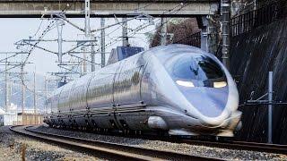 getlinkyoutube.com-[ 4K60P Ultra HD ] 新幹線500系電車 500 Series Shinkansen (Shot on RED EPIC)