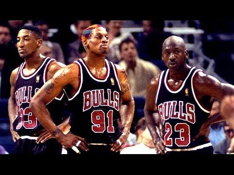 Jordan | Pippen | Rodman: Blood in the water