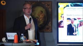 Lösningen på klimatutmaningen – ren energi från norra Sverige? - Peter Hedman