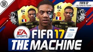 FIFA 17 INFORM MARTIAL! THE MACHINE! - FIFA 17 Ultimate Team width=