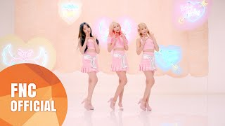 getlinkyoutube.com-AOA 크림(CREAM) - 질투 나요 BABY (I'm Jelly BABY) Music Video