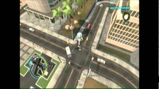 getlinkyoutube.com-Destroy All Humans Path of The Furon Ps3 Gameplay