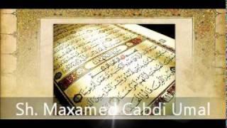 getlinkyoutube.com-Tafsiirka Surah 70 Al-Macaarij - Sh Maxamed Cabdi Umal