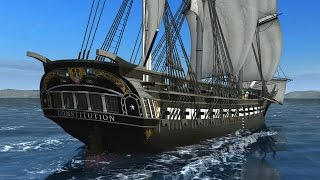 getlinkyoutube.com-Naval Action - Old Ironsides