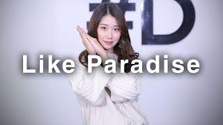[ kpop ] Kriesha Chu (크리샤 츄) - Like Paradise Dance Cover (#DPOP Mirror Mode)