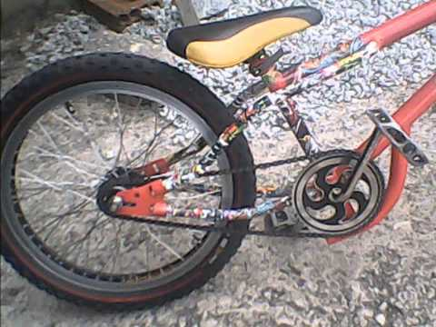 Bike Aro 20 Rebaixada