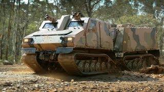 getlinkyoutube.com-BAE Systems - BvS10 Goanna All-Terrain Amphibious Protected Vehicle [1080p]