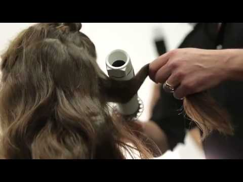 T3 at Derek Lam S S 2014   Hair by Orlando Pita featuring the T3 BodyWaver   YouTube