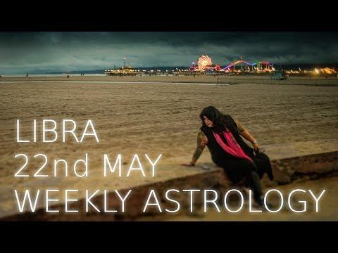 Libra Weekly Horoscope Astrology Forecast May 22nd 2017