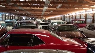 getlinkyoutube.com-Country Classic Cars Tour - Part Seven - Hot Rod Muscle Car Project Cars Vintage Classics
