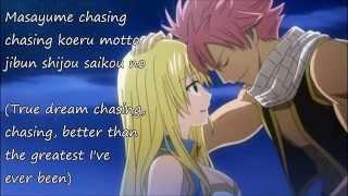 Fairy Tail opening 15 [full version] with lyrics