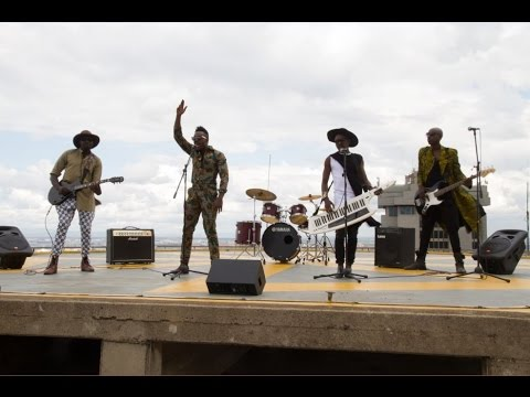 Sauti Sol | Live and Die in Afrika (Official Music Video)