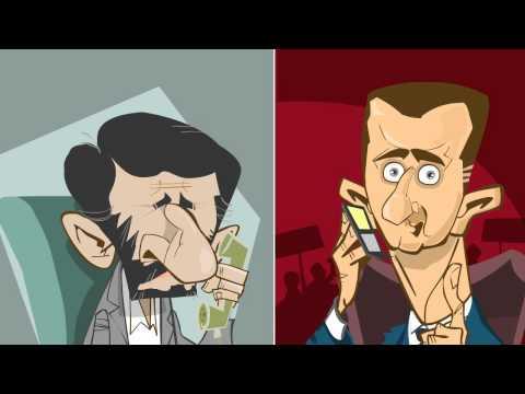 ويكي شام | قصر الشعب | الحلقة -1 | قامع اكبر ثورتي