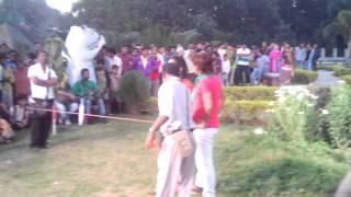 Bhojpuri Song Suting At Patna Ecco Park