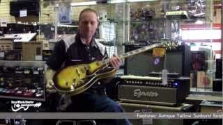 getlinkyoutube.com-Ibanez Artstar AS153 Semi-Hollow Electric Guitar