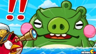 getlinkyoutube.com-Angry Birds Fight - New Frog Monster Pig Event! iOS/ Android