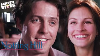 Notting Hill | She | Julia Roberts and Hugh Grant