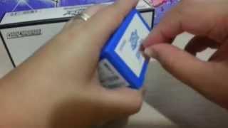 getlinkyoutube.com-偶像活動 Aikatsu! AK! (星夢學園) 街機卡/機台卡2014年第5彈 原盒爆盒 100張