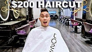 FREE Haircut VS. $200 HAIRCUT!!!