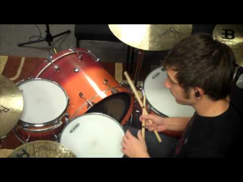 Hillsong - Forever Reign (Drum Tutorial)