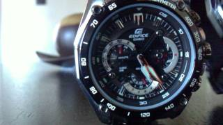 4a8995283d9 Image2Video - casio edifice 550d red bull racing quick video review